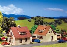FALLER Spur N 232226 2 maisons unifamiliales # Neuf Emballage d'origine ##