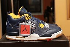 """AIR JORDAN 4 RETRO """"DUNK FROM ABOVE"""" SIZE 10.5 DS 100% AUTHENTIC ITEM W/receipt"""