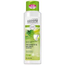 lavera Hair Freshness & Balance Shampoo  Organic Lemon  Oily hair  Vegan ... NEW