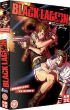 Black Lagoon: Complete Season 1 and 2  (UK IMPORT)  DVD NEW