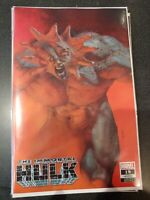 IMMORTAL HULK 19 RICCARDO FEDERICI NEW ABOMINATION EXCLUSIVE VARIANT RED HOT!