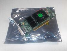 Matrox Quad 128MB PCIe x16 Video Graphic Card w/4 DVi Display Cable QID-P128LPAW