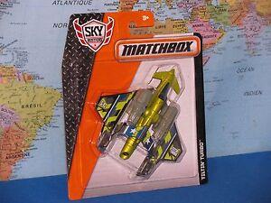 MATCHBOX MBX SKYBUSTERS TILTIN TURBO AIRPLANE ***BRAND NEW & VHTF***