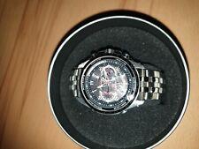 Casio Edifice EQW-M710DB-1A1ER Armbanduhr für Herren - Out of print! Solarbetrie