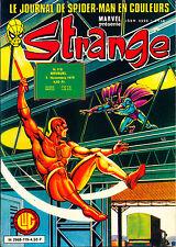 STRANGE N°119 EN TRÈS BON ÉTAT  L' ARAIGNEE - DAREDEVIL - IRON MAN (1979)