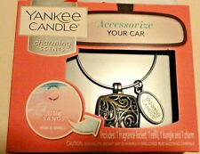 NEW Yankee Candle~CHARMING SCENTS~Refillable Fragrance Locket {PINK SANDS}