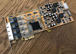 StarTech 4 Port Gigabit Power over Ethernet PCIe Network Card - PSE / PoE PCI Ex