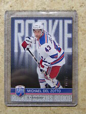 08-09 UD BAP Be a Player Rookie #RR-315 MICHAEL DEL ZOTTO /99