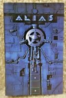 Vintage 1990 Cassette Tape Alias Self Titled Capitol Records EMI