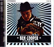 Ben Cooper Rockin CD NUOVO