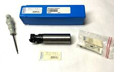 Valenite Indexable 125 Long End Mill Cutter V595 A 10 125 Ce 13 Fe New