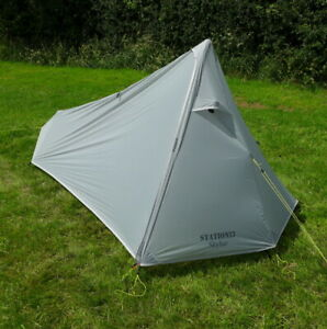 Ultralight Backpacking Tent - Just 780g - STATION13 Skylar, 1 Person Tent - NEW