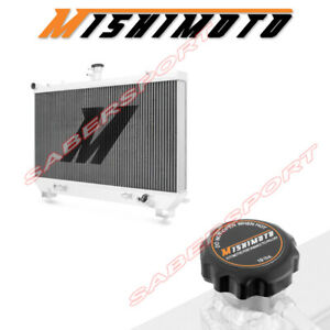 Mishimoto Performance Aluminum Radiator For 2010-2011 Chevrolet Camaro SS