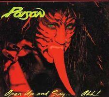 CD musicali metal Poison