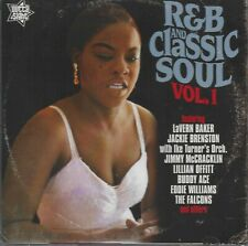 V/a - R&B And Classic Soul Vol. 1    new cd