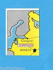 FOOTBALL CLUBS-PANINI 1975-Figurina n.265- SSSR - CARTINA 1/4 -Rec