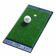 Golf Hitting Mat 16x8in Turf Tee Holder Swing Practice Training Sport Equipment