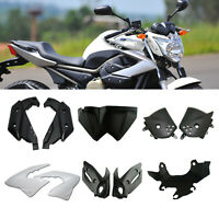 Unpainted ABS Injection  Side Panels Bodywork Fairing For Yamaha XJ6 2009-2012