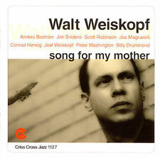 1 CENT CD Song For My Mother - Walt Weiskopf