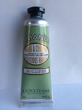 L'Occitane Almond Milk Delicious Hand Moisturizer Cream 1oz/30ml  NEW