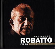 Alexandre Robatto Filho Centenario de um Cineasta Baiano Portuguese Film Book