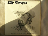 BILLY FINNEGAN fully signed EP WHEELS OF TIME tank bss 357