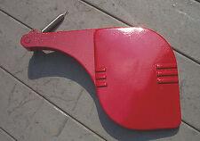 "NOS Delta Rockwell 8"" Jointer OEM Guard w/ Spring Red Original"