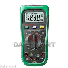 Mastech MS8260E LCR Meter Digital LCR Inductance Multimeter with NCV DMM