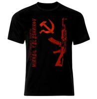AK 47 Kalashnikov USSR Army Russia Russland Soviet Union T-Shirt