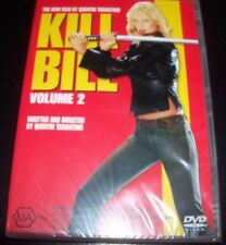 Kill Bill Volume 2 (Australia Region 4) DVD – New
