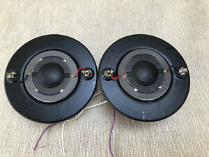 Celestion HF2000 Tweeters Matched Pair ditton 44, 25 ,66