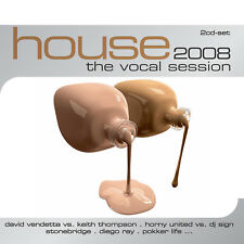 CD House: The Vocal Session Volume 3 von Various Artists 2CDs
