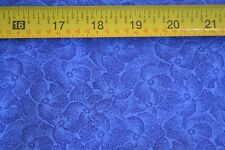 By 1/2 Yd, Blue on Blue Quilting Cotton, RJR/Jinny Beyer Palette/3303-2, M8972