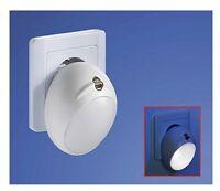 LED Nachtlicht für Steckdose Steckdosenlampe Steckdosenleuchte mit Sensor