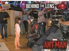 Antman The Movie Behind The Lens Chase Card BTL-7