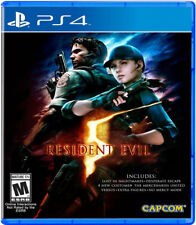 Resident Evil 5 HD PS4 New PS4