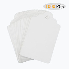 Femeli Unstrung Marking Tags1000 Pcs Price Tags175 X 11 Incheswhite Tags