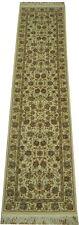 10 feet Stair Hallway Carpet Runner Wool & Silk 2' 4'' x 10' Runner Perfect Gift