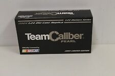 GREG BIFFLE 1:24 TEAM CALIBER OWNERS STEEL #60 Pearl 2004 LIMITED EDITION