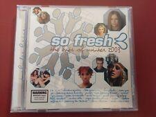 So Fresh: The Hits of Winter 2003 CD  - VGC - FREE POST