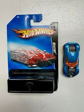 HOT WHEELS Loose Mitsubishi Double Shotz (Blue Version)