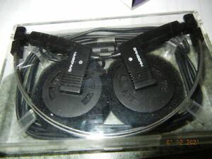 SANGEAN  earphones   NOS