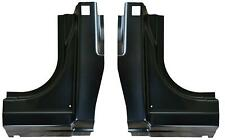 Dogleg panel in front of rear wheel for 07-13 Chevy Avalanche Suburban PAIR