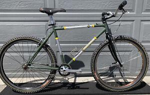 Keith Bontrager OR Retro MTB Vintage Mountain Bike Salsa White Industries ENO