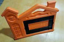 Dollhouse CastIe iPad mini 1 2 3 foam cover case kids child friendly / Orange