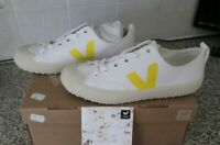 Ladies Veja Trainers Nova Canvas White Tonic Trainers, Shoes UK 4 New In Box
