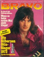 BRAVO Nr.14 vom 29.3.1972 Peter Maffay, Middle of the Road, Pierre Brice - TOP