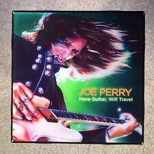 JOE PERRY Have Guitar Will Travel Coaster Custom Ceramic Tile