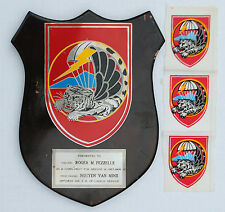 Three Wartime SCU Patches / SOG /Special Forces / Insignia