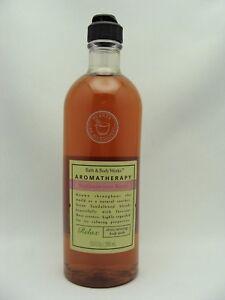 Bath & Body Works Original SANDALWOOD ROSE Body Wash Gel AROMATHERAPY 10 oz.